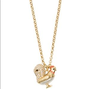 Kate Spade Rooster Pendant